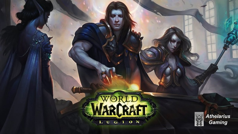 Anduin Varian's Theme Neal Acree ft Julie Elven World of Warcraft Legion