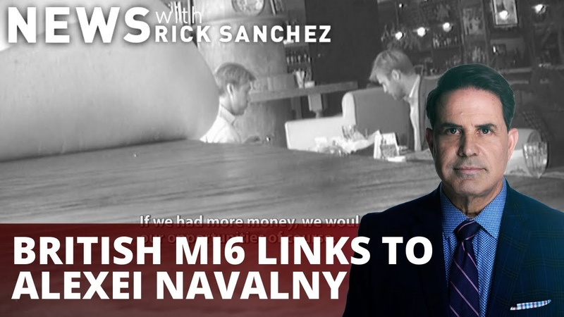 Must see Explosive video exposes MI6 links to Alexei Navalny