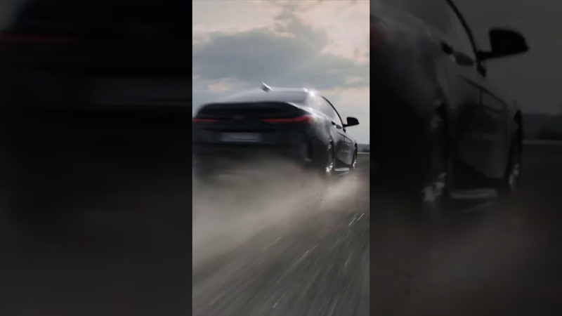 BMW Advertisement for Marvel's Black Widow