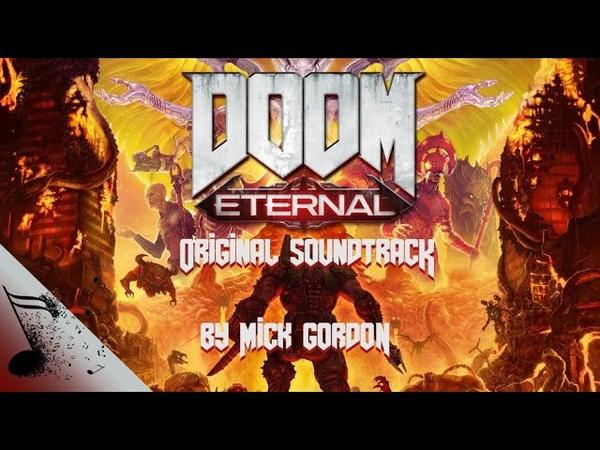 DOOM Eternal OST Full Soundtrack Tracklist