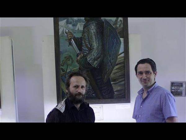 Выставка Герои Невской битвы К 780 летию битвы на Неве