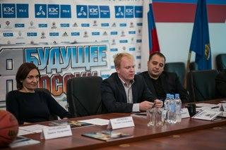 Подписание Договора о проведении ШБЛ «КЭС-БАСКЕТ» в Астрахани