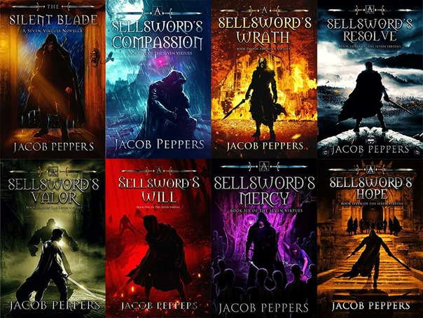 Jacob Peppers - The Seven Virtues 0.5 - The Silent Blade