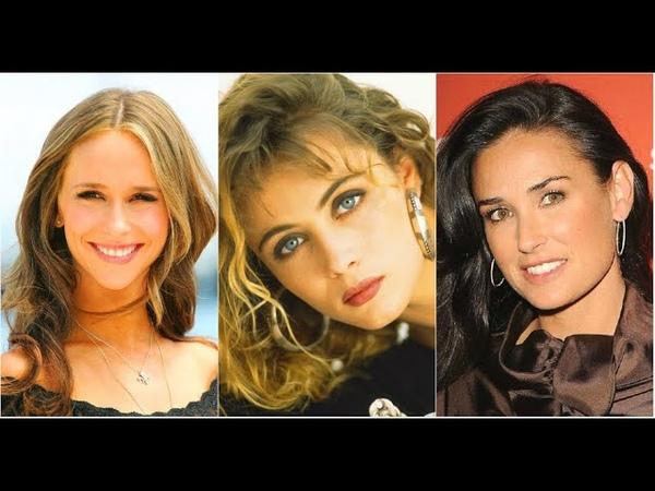 Куда пропали эти Актрисы Звезды 80 х 90 х Деми Мур Нив Кэмпбелл Синтия Ротрок и другие