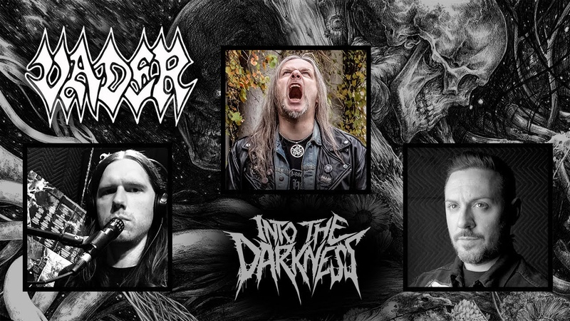 Interview with Piotr Wiwczarek of VADER Into the Darkness