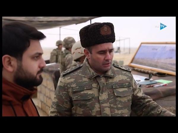 TV məkanda İLK dəfə DÖYÜŞÇÜ Qrad Lar Qeatsin B və Dananın atışında 22 12 2019