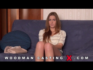 Alexis Crystal Woodman Casting X