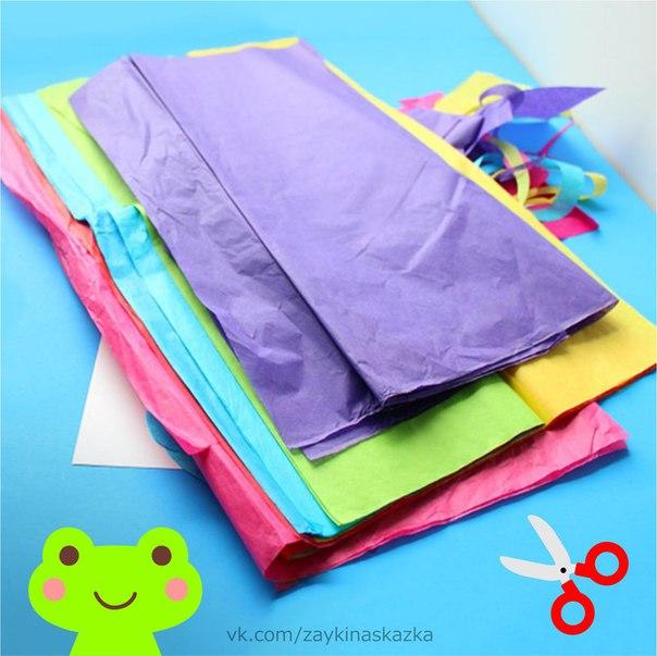 АППЛИКАЦИЯ «СТРЕКОЗА» Понадобятся:цветная бумагаклейножнички