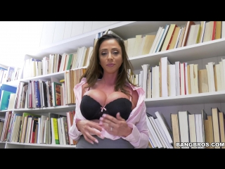 Ariella Ferrera (Ariella Fucking Young Dick)[2017, Blowjob, Cum Shot, Hardcore, Latina, Milf, Pornstar, Teacher, HD 1080p]