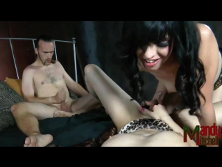 Mandy Mitchell and Cherry Torn Cuckolding the ponytail