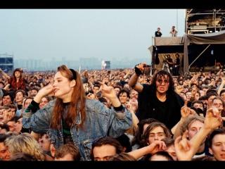 Фестиваль Монстры рока в Тушино 1991 (AC/DC - METALLICA - PANTERA)