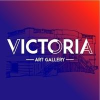 Логотип Галерея Виктория