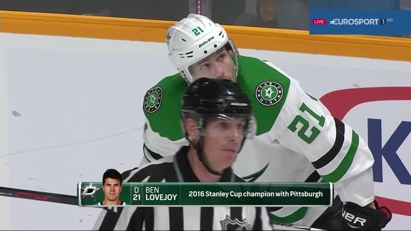 NHL 18-19, SC, WC Round 1, Game 5. Dallas Stars - Nashville Predators. Eurosport. Rutracker.org (1)-002