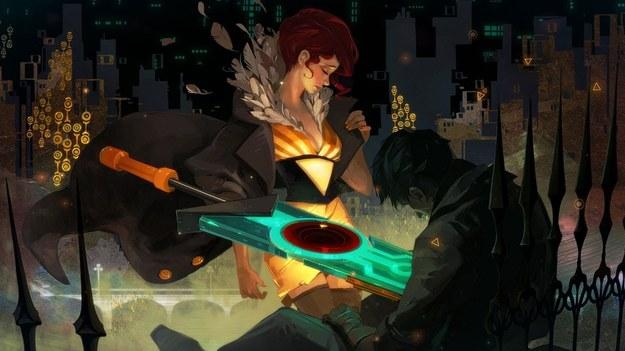 Transistor бесплатно в Epic Games Store
