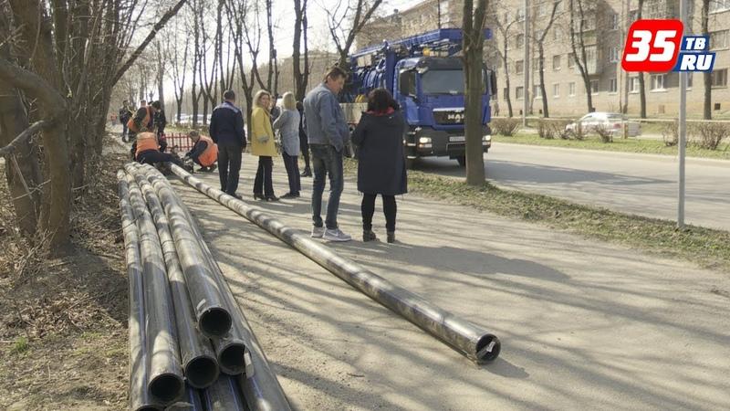 Ремонтировать городские улицы «по порядку» будут в Череповце