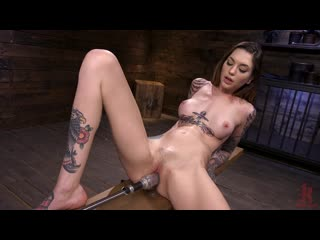 [Kink] Rocky Emerson - Sexy Alt Girl Rocky Emerson Has Nonstop Orgasms From Fucking Machines  Dildo, Machine Dildo