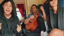 2Маши Босая под гитару рубрика Под стук колёс