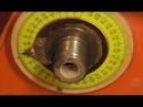 Простой делительный диск на токарный станок.