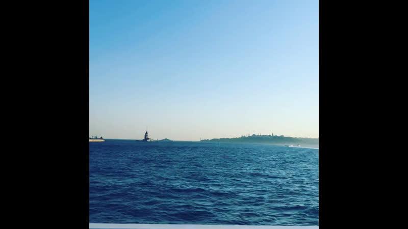 Босфо́р, также Стамбу́льский проли́в — пролив между Европой и Малой Азией, соединяющий Чёрное море с Мраморным