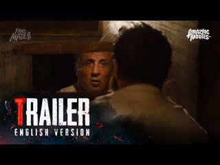 ENG | Тизер-трейлер: «Рэмбо 5: Последняя кровь» / «Rambo V: Last Blood», 2019