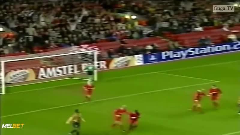 ● Ливерпуль Барселона 2001 2002 Повтор матча