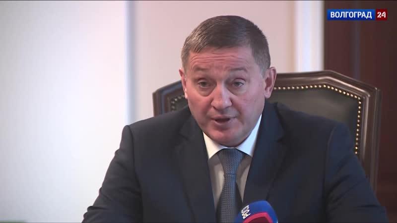 Губернатор Андрей Бочаров поставил задачи по подготовке к отопительному сезону
