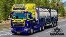 ETS 2 Mod | Scania V8 Sound v 8.0 [ETS2 v1.35]