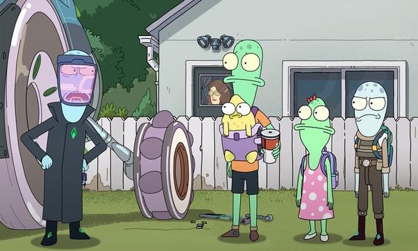 «Солнечные противоположности» заранее получили продление на третий сезон