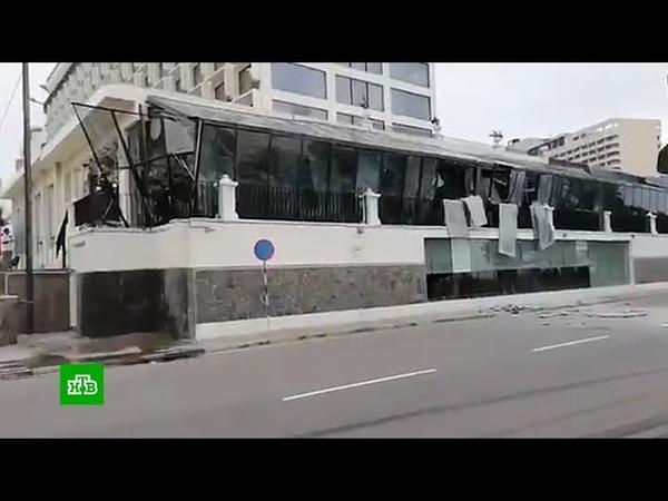 Число жертв взрывов на Шри-Ланке возросло до 160