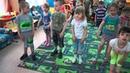 Зарядка для детей Пяточка носочек