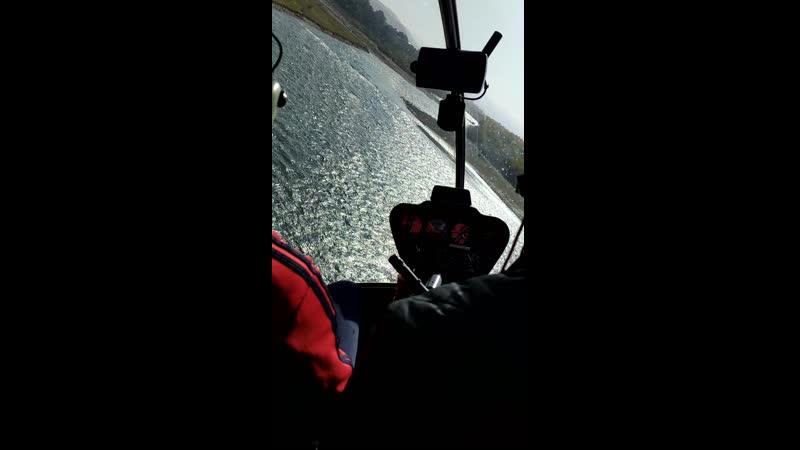Robinson R44 Clipper. 220 km h