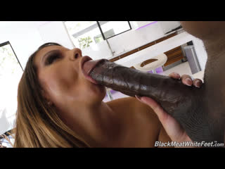 Brooklyn Chase - BlackMeatWhiteFeet, juicy plumper big ass tits anal porno
