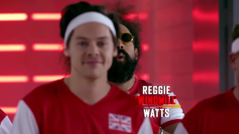 Team USA v. Team UK - Dodgeball w Michelle Obama Harry Styles More - LateLateLondon