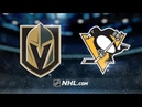 Vegas Golden Knights vs Pittsburgh Penguins Oct 19 2019 NHL 19 20 Game Highlights Обзор