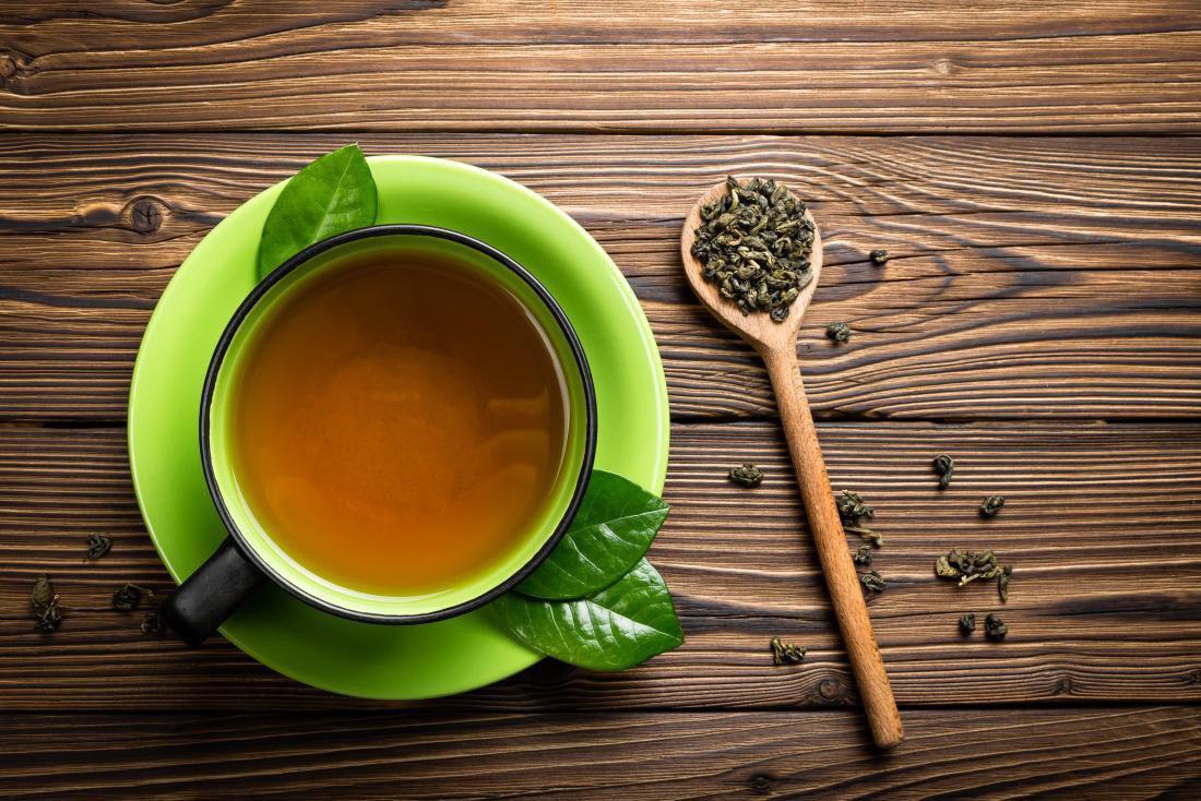 ☕️3елёный чай увеличивает сжигание жира.