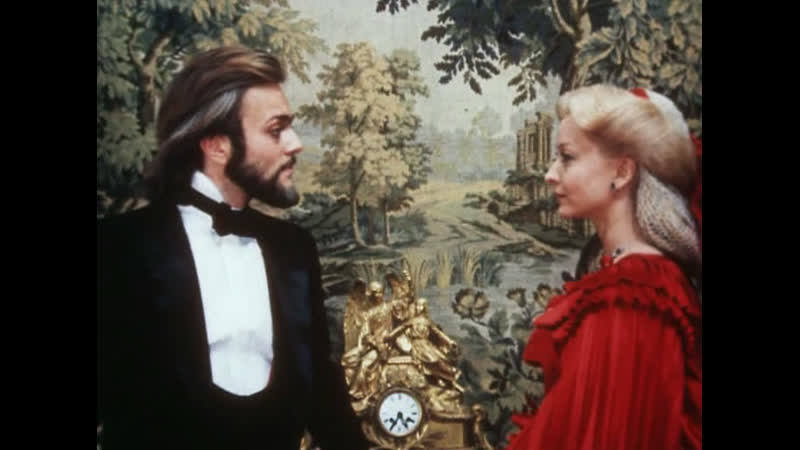 Андрей Харитонов и Анастасия Вертинская в фильме Н Мащенко Овод 1980