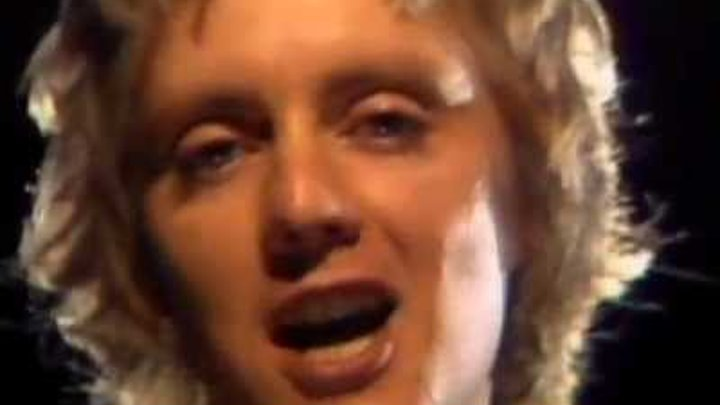 Roger Taylor 'I Wanna Testify' TV Appearance 1977