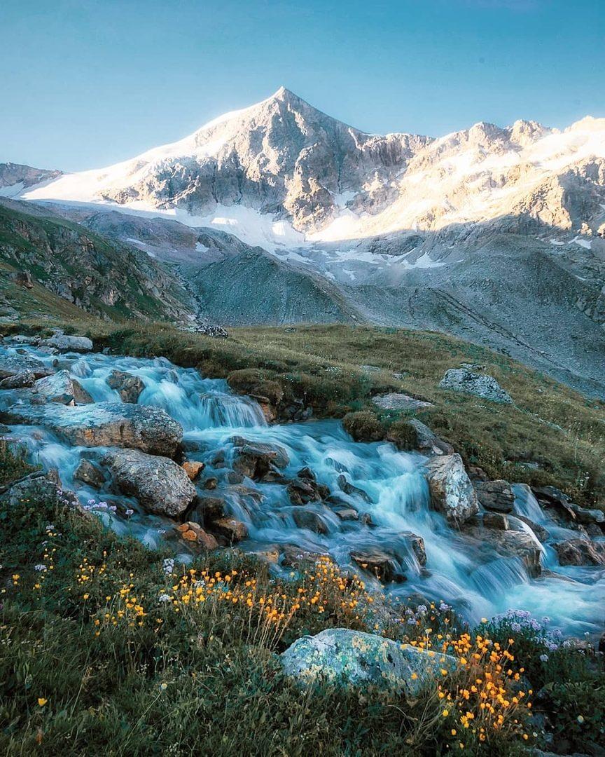 Такой завораживающий Кавказ