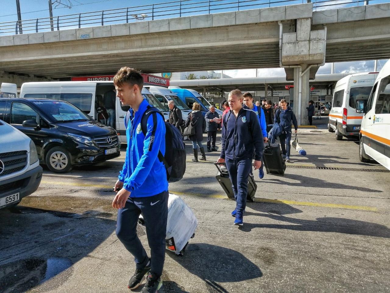 Курский «Авангард» сыграет три матча в Турции