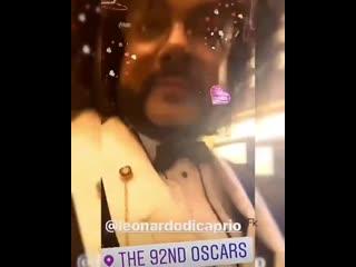 Филипп Киркоров посетил Оскар-2020