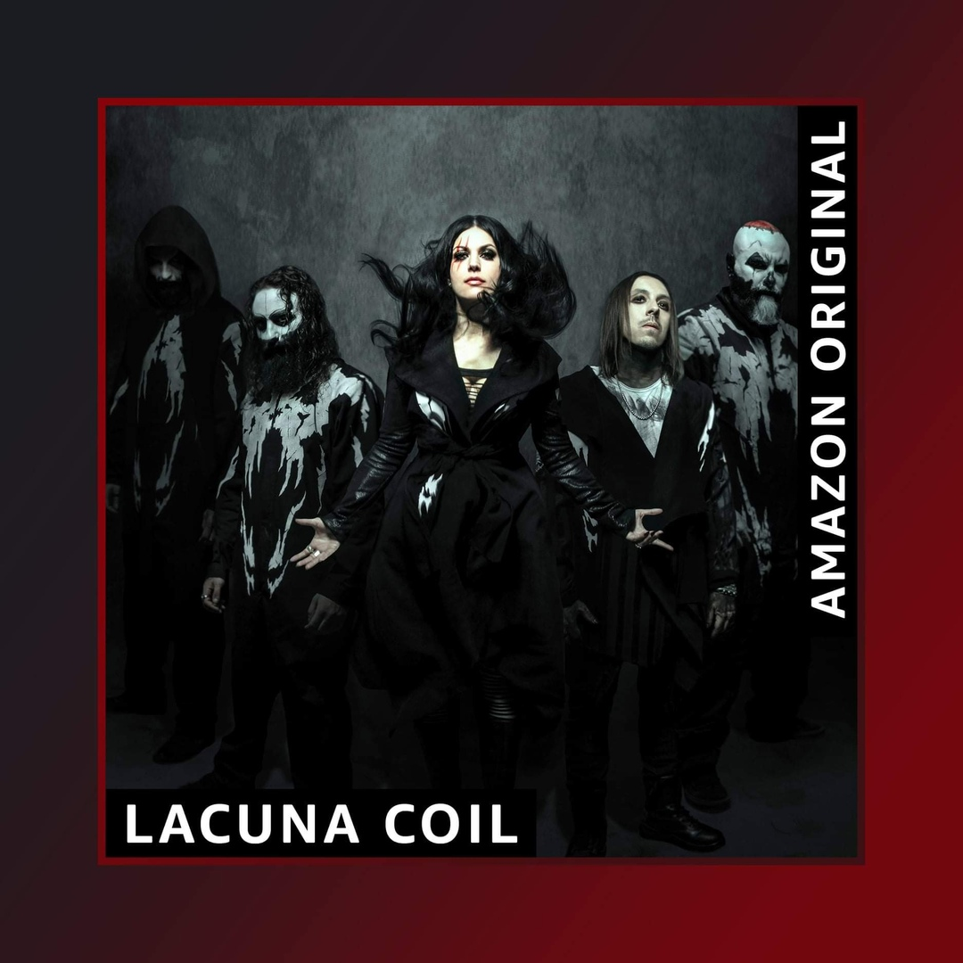 Lacuna Coil - Bad Things (Single)
