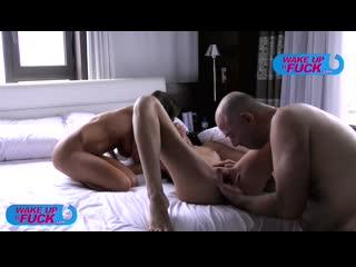 Mina Sauvage and Lovenia Lux  - WakeUpNFuck (расширенная и дополненная версия), casting anal porno
