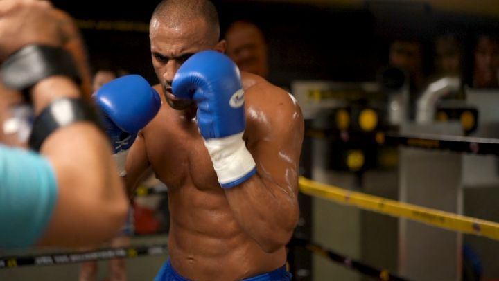 """Badr Hari on Instagram I cannot push myself beyond the limits because I have no limits TheyAreNotPrepared"""""""