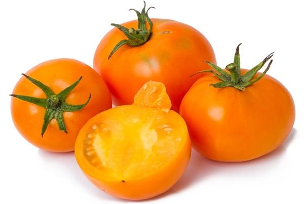 Томат Хурма почему этот сорт так нравится дачникам Томат Хурма, характеристика и описание сорта которого объясняет его популярность, овощ среднеспелый, отлично подходящий как для употребления в