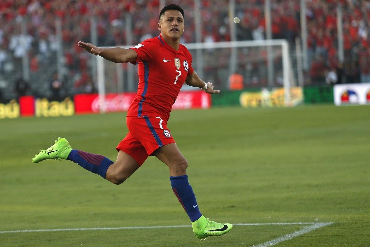 Алексис Санчес В сборной Чили я воссоединился с футболом