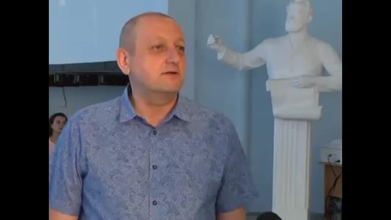 С 19 июня в Луганской академии культуры и искусств им. Матусовского начал работу новый центр перевода документов для получения п