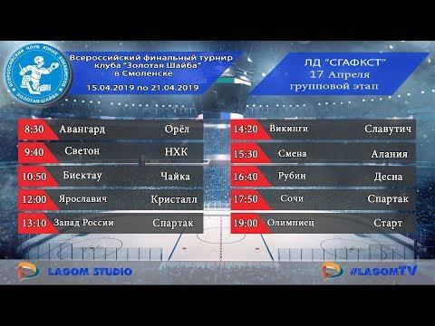 Золотая шайба 2019   «Витязи» (Республика Карелия) - «Орёл» (Орловская область)