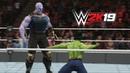 WWE 2K19 Giant Thanos vs Mini Hulk - Last Man Standing Match