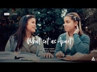 Alina Lopez, Kendra Spade (True Lesbian - What Set Us Apart) [09