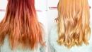 наращивание волос до после ( grimerkatut гримеркатут ) 176